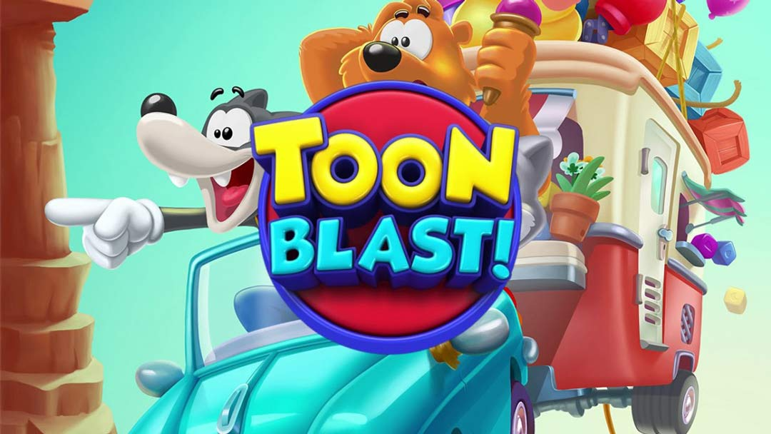 Jeux Toon Blast